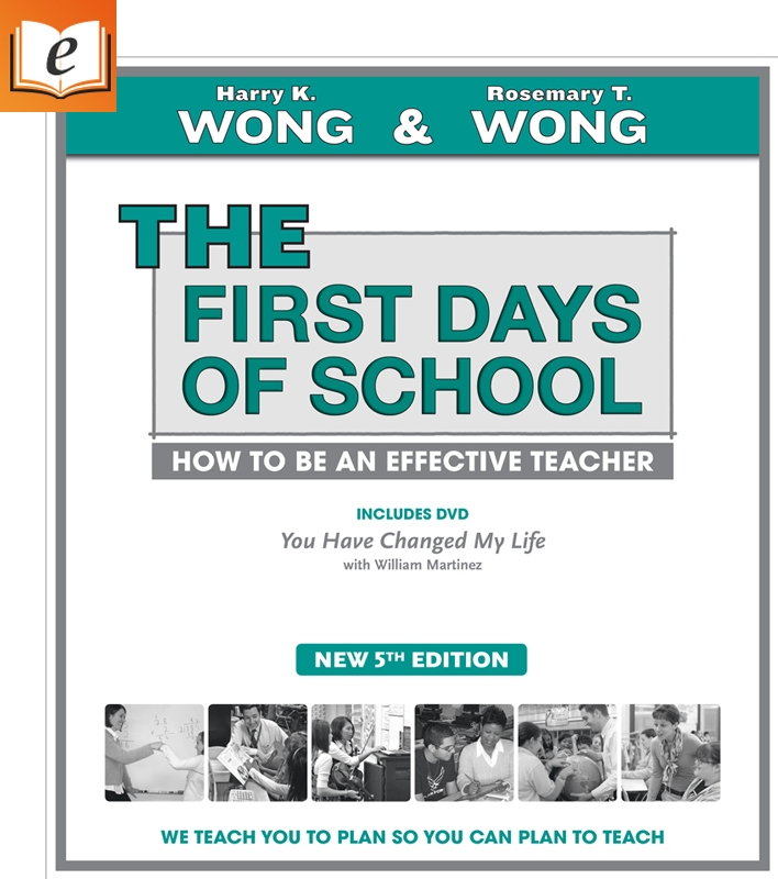 The First Days Of School 5th Edition Ebook Books Effective